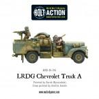 New: LRDG Chevrolet Trucks