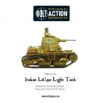 New: Italian L6/40 Light Tank