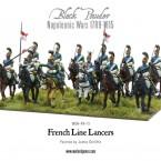 Focus: Plastic Napoleonic French Line Lancers