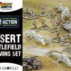 New: Desert Themed Battlefield Set