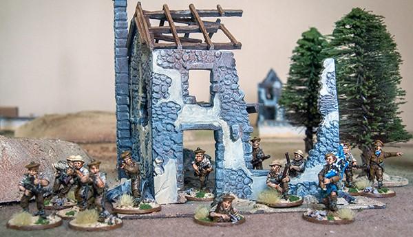 51st Highland Division Squad 1