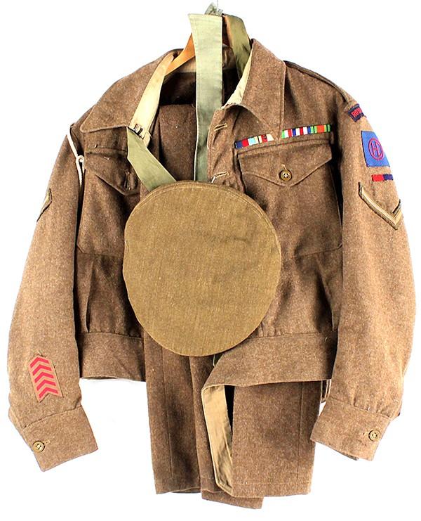 51st Highlanders blouse