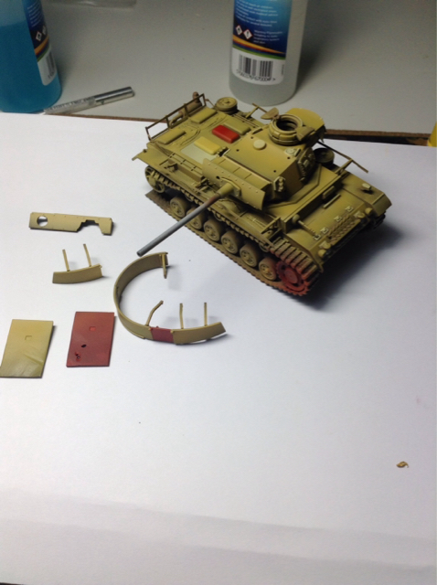 Diorama Competition Charliepanzer Entry 'Bis auf's Blut' (Down to Blood)1