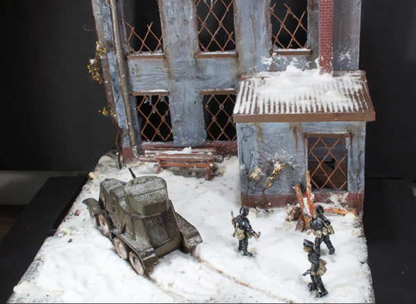 Diorama Competition Nils.H.Hostile Environment1
