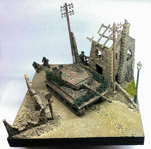 Diorama Competition Stevepalffy1
