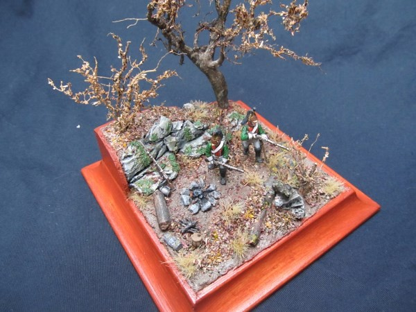 Diorama Competition nonozg2015 -French Dragoons.1