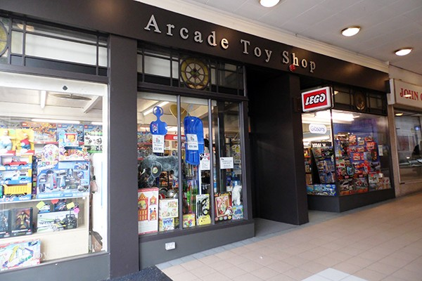 Dudley Arcade toy shop2