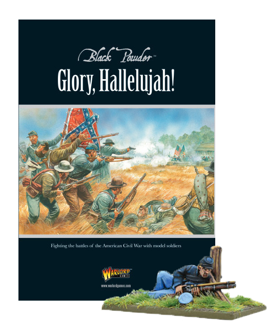 Glory Hallalujah Book and Model