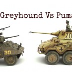 Head to Head: M8 Greyhound Vs Sdkfz 234/2 Puma