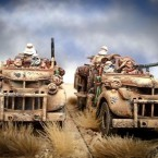 Painting Guide: Long Range Desert Group