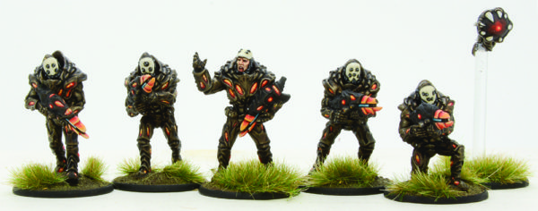 Isorian Senatex Squad