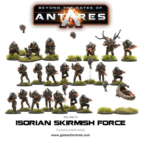 WGA-ARMY-23-Isorian-Skirmish-force