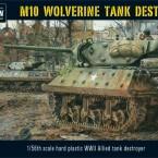 New: M10 Tank Destroyer/Wolverine
