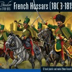 Pre-Order: Plastic Napoleonic French Hussars