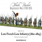 Re-boxed: French Late Line Infantry