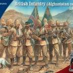 New: Perry British Infantry (Afghanistan and Sudan) 1877-1885