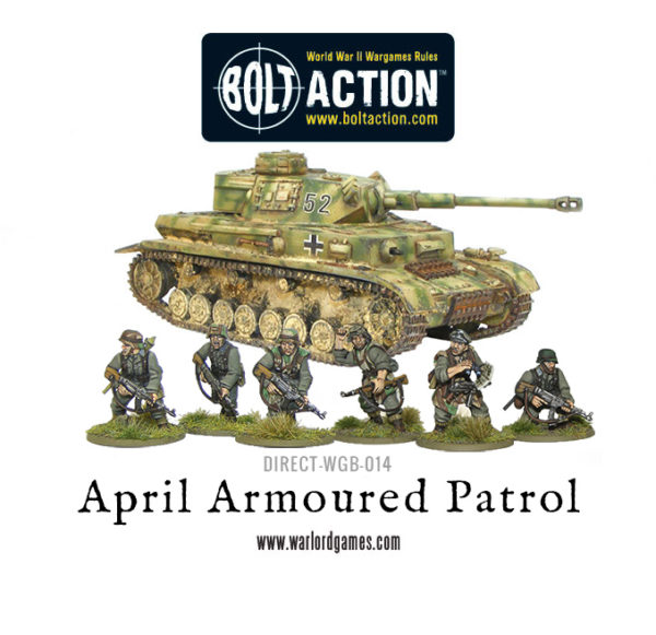 April Armoured Patrol Product Pic2
