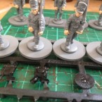 Hobby: 'Soap Opera Painting' the 32nd Foot with Arcane Scenery