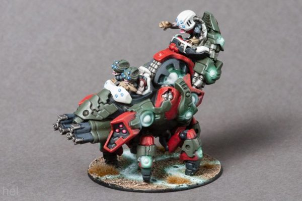 Command Crawler - Hel