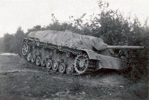 JagdPanzer IV L48