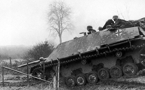 Jagdpanzer IV 1945JagdpanzerIV70tankdestroyer