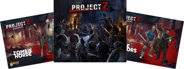Project Z Gang Escalation Bundle