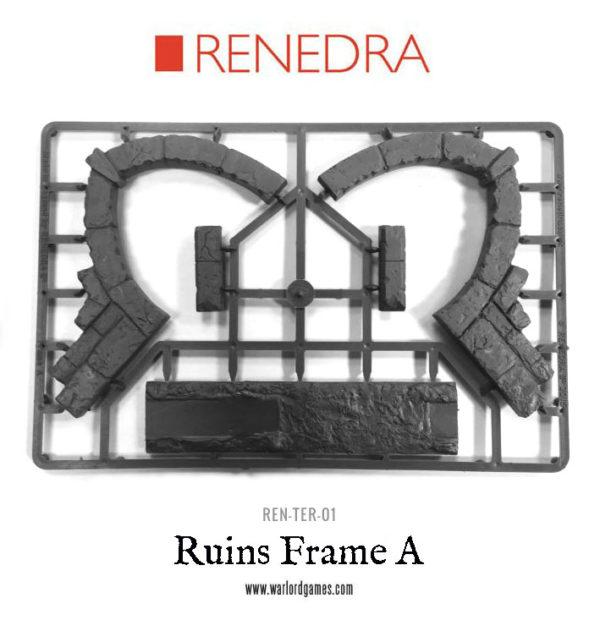 REN-TER-01 - Ruins Frame A
