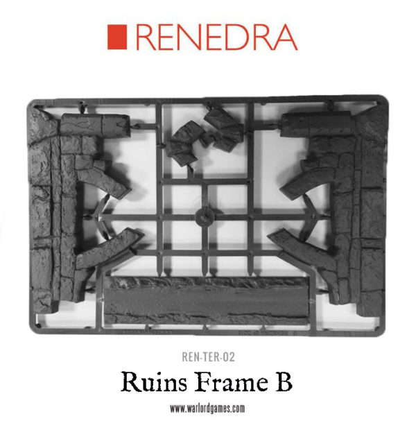 REN-TER-02 - Ruins Frame B