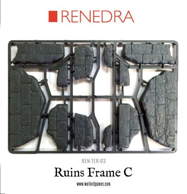 REN-TER-03 - Ruins Frame C