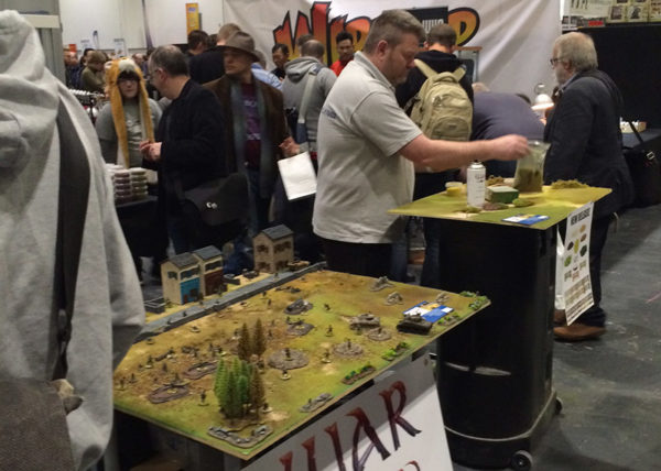 Salute 2016 - War World