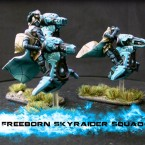 Preview: Freeborn Skyraider Squad