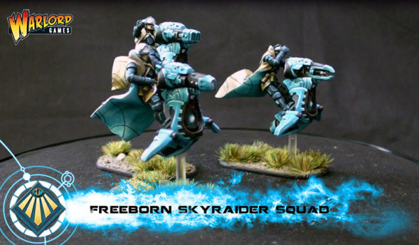 Skyraiders Bannered