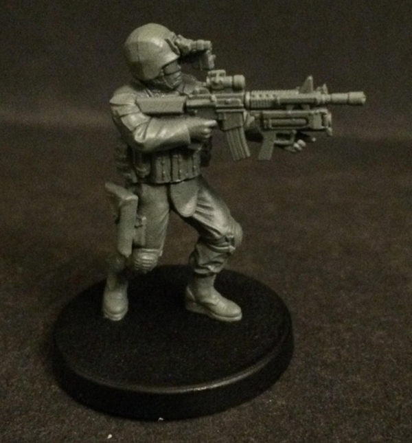 SpecOps Project Z labled 2