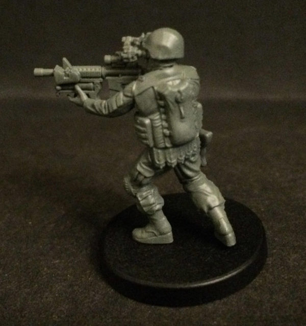 SpecOps Project Z labled 3