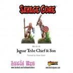 New: Savage Core Jaguar Tribe
