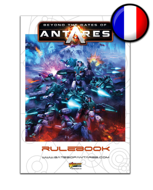 WGA-06 Beyond the Gates of Antares Rule Book French