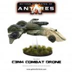 New: The C3M4 Combat Drone