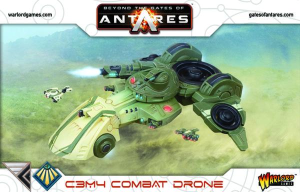 WGA-CON-07 C3M4 combat drone