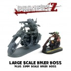Project Z: Large Scale & Limited Biker Boss