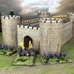 New: 'The Citadel' plastic castle