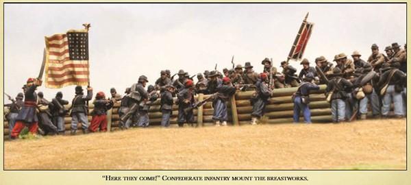 Scenario: 'Glory Hallelujah!' Battle for Iuka - 1862