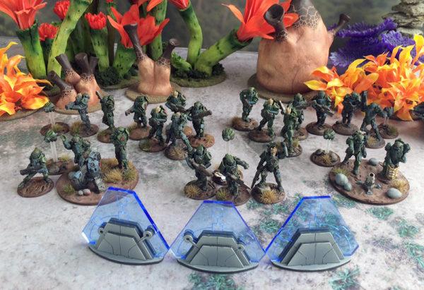 RichD 500pt Algoryn Army