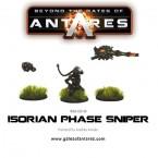 New: Isorian Phase Sniper & Probe Shards