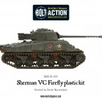 New: Plastic Sherman VC Firefly