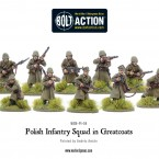New: Polish Infantry Squad in Greatcoats