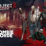 zombie horde BOXA