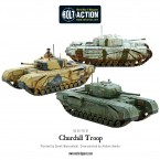 New: The Bolt Action Churchill Troop