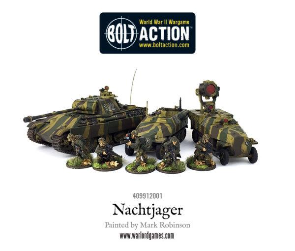 409912001 - Nachjager