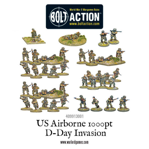 409913001 - US Airborne 1000pt D-Day Invasion