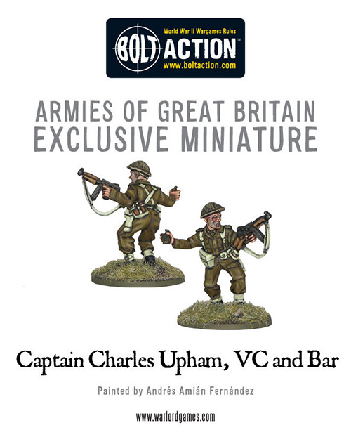 Armies of Great Britain Charles-upham